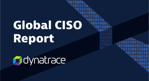 2021 Global CISO Report