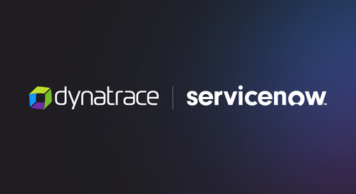 Dynatrace & ServiceNow - Put your IT Operations on Auto-Pilot