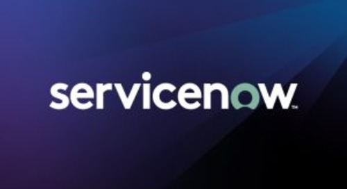 Transform how you work, with Dynatrace and ServiceNow