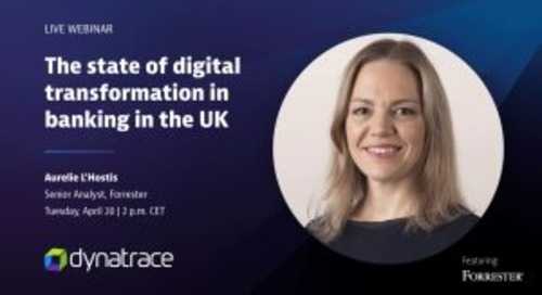 The State of Digital Transformation in Banking in the UK