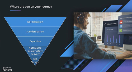 Re-imagining your DevOps tools to build a next generation delivery platform