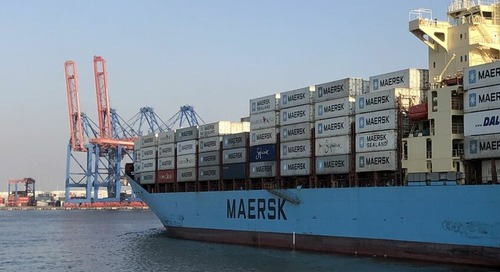 State-sponsored criminals accused of Maersk IT cyber attack - Riviera Maritime Media
