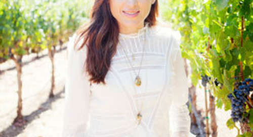 The Founder of Vintner's Daughter on Motherhood, Charity, and Gratitude