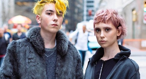 Hair Coloring 101: How To Use Temporary Dyes