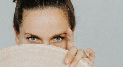 How to Confidently Rock Half-Grown Out Brows on Your Way to Fuller Arches