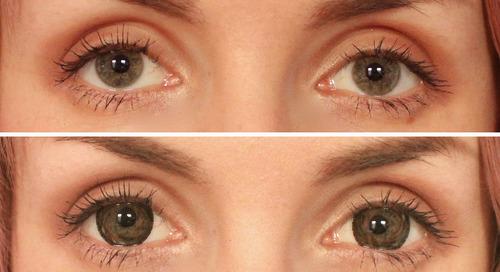 Big Eyes: How To Wear Circle Lenses