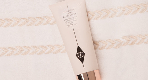 So Long Winter Skin: The Charlotte Tilbury Goddess Skin Clay Mask Is Here