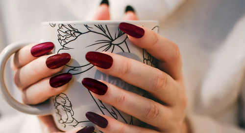 3 Gradient-Style Nail Looks Inspired by Fall's Trendiest Colors