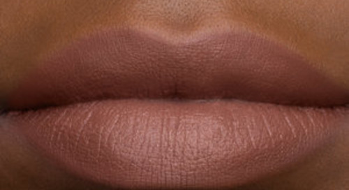 The Best Nude Lipstick Shades for Darker Skin Tones