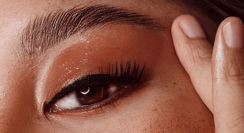 How & Why to Try the Soap Brow Trend