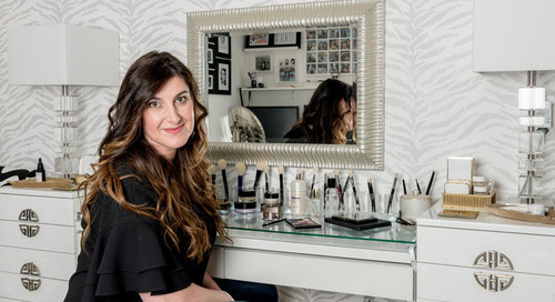 Meet the Blogger with 2,000 Makeup Brushes