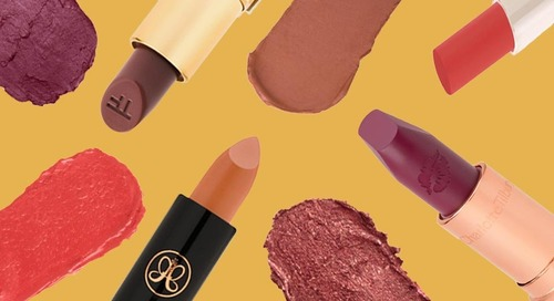 5 Autumn-Colored Lipsticks, Just in Time for Fall