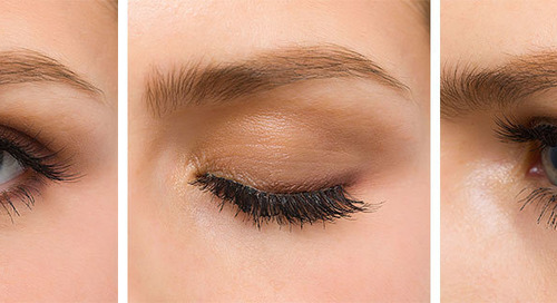 Your Guide to Natural-Looking False Lashes
