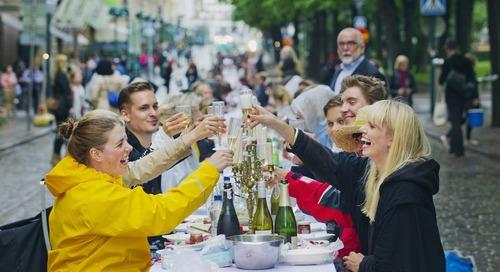 Ini Dia 20 Negara Paling Bahagia di Dunia
