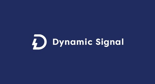 Driving adoption and engagement with Dynamic Signal's Quick Links