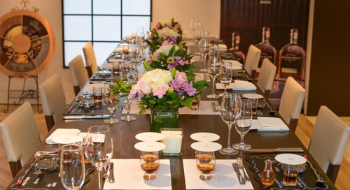 Ten Of Us Dinner Series Unveiling of  The Chef Kitchen in Maisonette at St. Regis Atlanta
