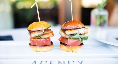 Dinner in Atlanta, GA: Agency Restaurant & Bar