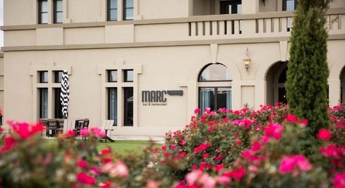 Marc Restaurant Opening At Château Élan Winery & Resort