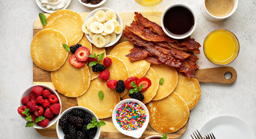 How To Build The Best  Pancake Platter