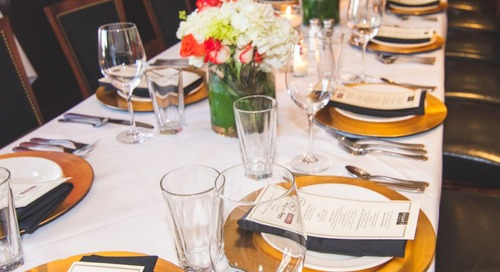 Ten Of Us Dinner Series: The Capital Grille