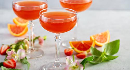 Recipe: Champagne Brunch Punch