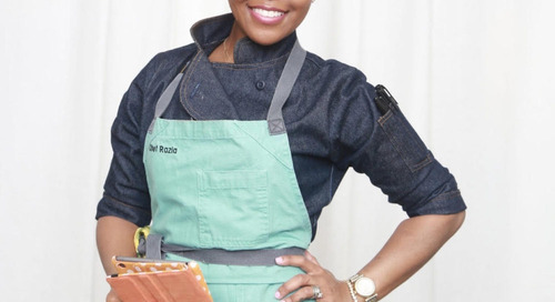 Chef Of The Month March: Razia Sabour