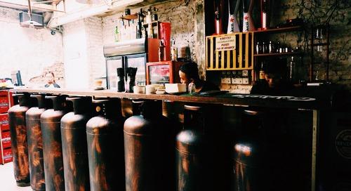 Menikmati Ragam Minuman Unik di Kafe Berkonsep Manly
