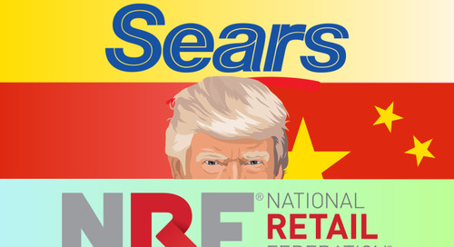 Quick Connect - Sears Bankruptcy, China Tariffs Impact on Retail, NRF Holiday Sales Projections