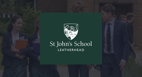 St. John's Leatherhead Improves the Teacher, Student, & Administrative Experience with OneLogin Single Sign-On