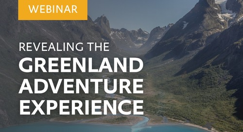 Revealing the Greenland Adventure Experience
