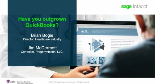 Signs You've Outgrown QuickBooks and What to do About it