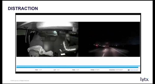 Distracted and Drowsy Driving Awareness for Government Fleets - Webinar