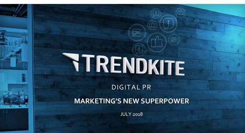Digital PR: Marketing's New Superpower