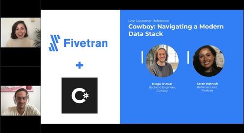 Cowboy Customer Reference: Navigating a Modern Data Stack
