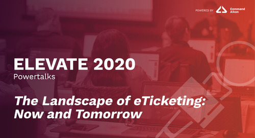 The Landscape of eTicketing: Now and Tomorrow