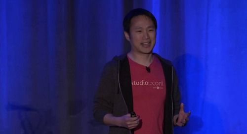 Scaling Shiny apps with async programming – Joe Cheng