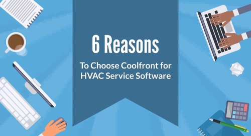 6 Reasons To Choose Coolfront