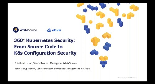 360° Kubernetes Security: From Source Code to K8s Configuration Security
