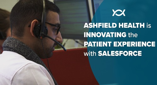 Innovating the Patient Experience with Salesforce: Ashfield Healthcare - JP