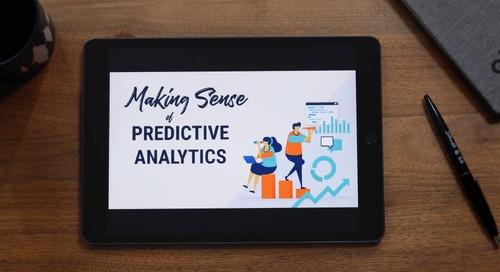 MakingSense of Predictive Analytics