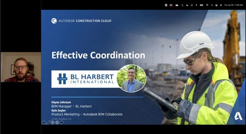 Save time with effective coordination meetings