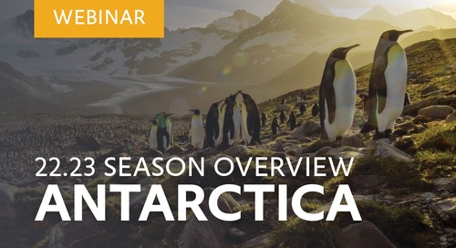 Unpacking the Highlights of our Antarctic 22.23 Season