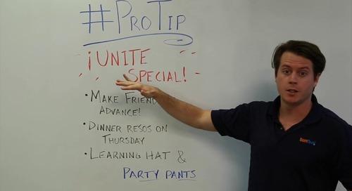 ProTip: Unite Special!
