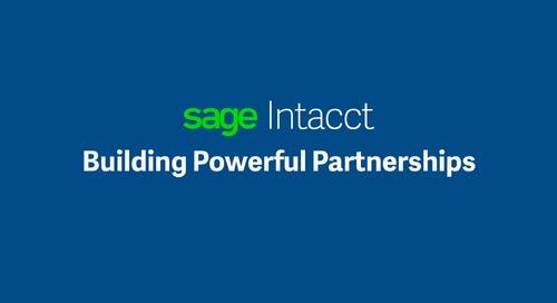 Sage Intacct Partner Compilation