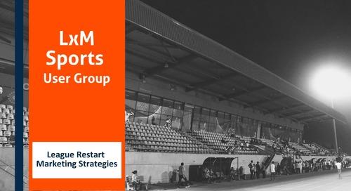 Marketing Automation Strategy: League Restart Marketing Strategies