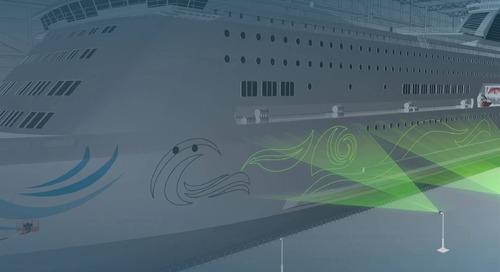 Modelos de pintura com tecnologia de projeção a laser