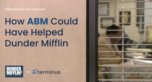 How ABM Could Have Helped Dunder Mifflin