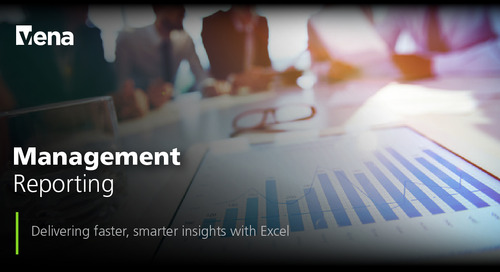 Management Reporting - Delivering Faster, Smarter Insights with Excel