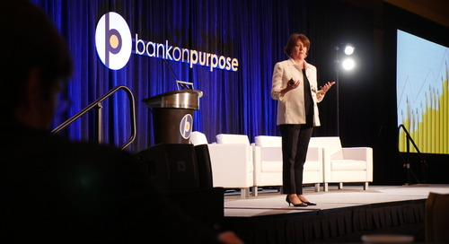 As a Leader: Putting Purpose Into Practice - Lisa McLeod - BankOnPurpose 2016