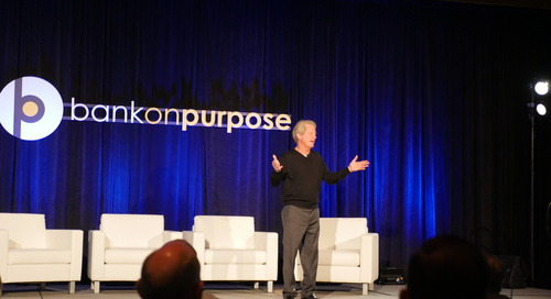 The Power of Purpose in Business and Life - Roy Spence - BankOnPurpose 2016